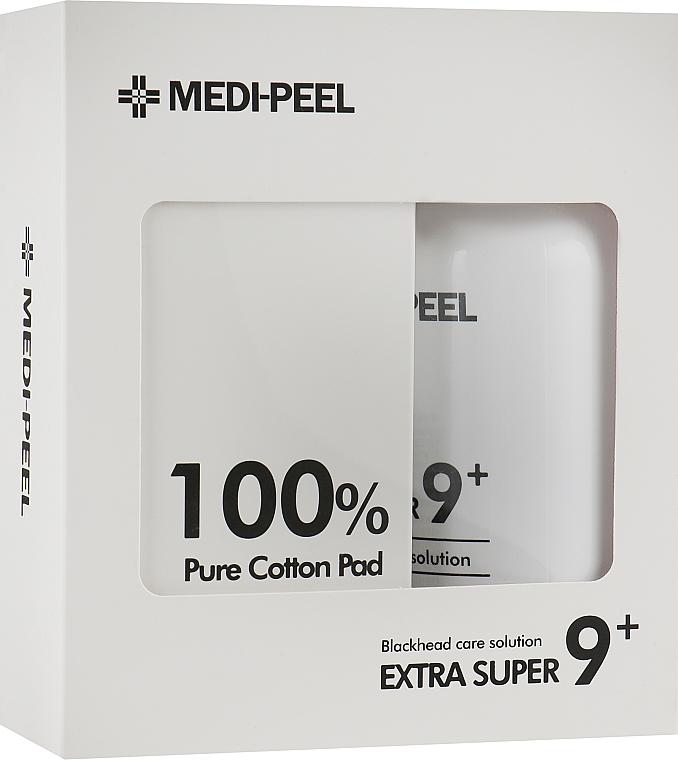 Набор от черных точек и комедонов - Medi Peel Blackhead Care Solution Extra Super 9