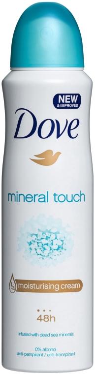 "Дезодорант ""Прикосновение природы"" - Dove Mineral Touch Deo Spray"