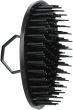 Щетка для шампунирования, черная - Comair — фото N1