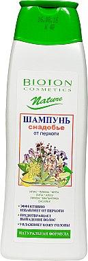 Шампунь от перхоти - Bioton Cosmetics Nature Shampoo