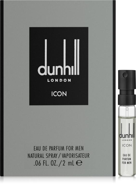 Alfred Dunhill Icon - Парфюмированная вода (пробник)