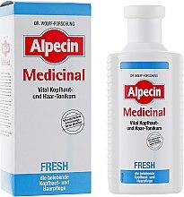 Духи, Парфюмерия, косметика Тоник витализирующий для кожи головы - Alpecin Medical Fresh