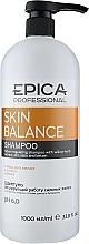 Духи, Парфюмерия, косметика Шампунь регулирующий работу сальных желез - Epica Professional Skin Balance Shampoo