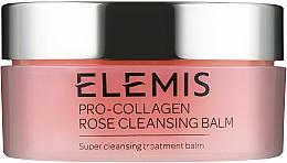 Духи, Парфюмерия, косметика Очищающий бальзам для лица - Elemis Pro-Collagen Rose Cleansing Balm