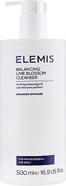 Пенка для умывания - Elemis Balancing Lime Blossom Cleanser For Professional Use Only