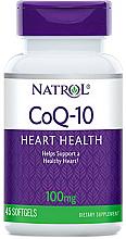 Духи, Парфюмерия, косметика Натуральная добавка CoQ-10, 100 мг - Natrol CoQ-10 Heart Healh