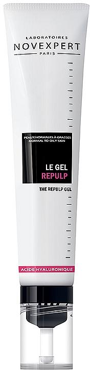 Наполняющий гель для лица - Novexpert Hyaluronic Acid The Repulp Gel