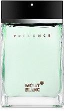 Парфумерія, косметика Montblanc Presence - Туалетна вода