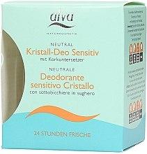 Духи, Парфюмерия, косметика Кристаллический дезодорант для чувствительной кожи на подставке - Alva Kristall-Deo Spray Sensitive