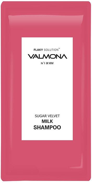 Шампунь для волос с комплексом из молока и экстрактов ягод - Valmona Sugar Velvet Milk Shampoo (пробник)