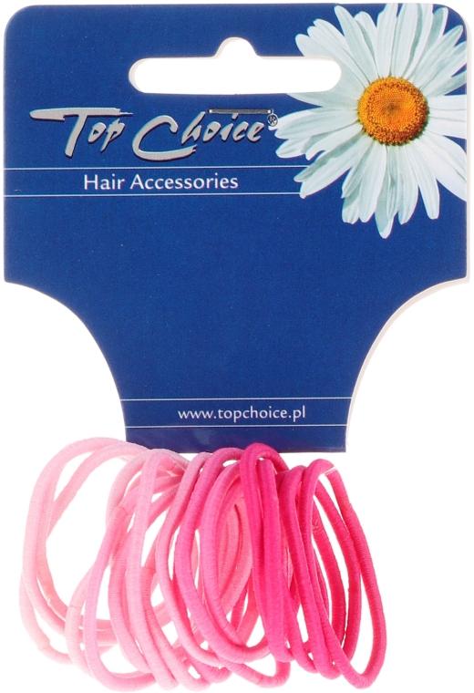 Резинки для волос 20 шт, 22388 - Top Choice