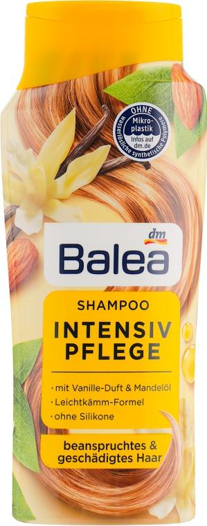 Восстанавливающий шампунь для волос - Balea Shampoo Intensiv Pflege