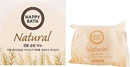 Духи, Парфюмерия, косметика Мыло с рисовой водой и экстрактом овса - Happy Bath Natural Mild Rice Water