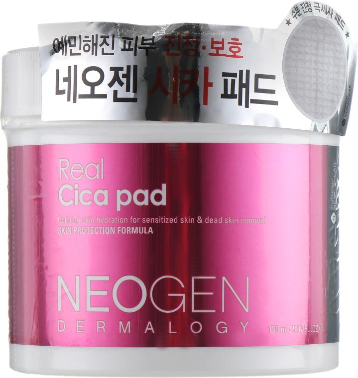 Пилинг-диски - Neogen Dermalogy Real Cica pad