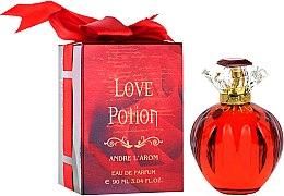 Парфумерія, косметика Aroma Parfume Andre L'arom Love Potion - Парфумована вода