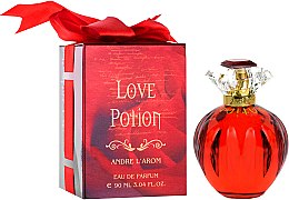 Духи, Парфюмерия, косметика Aroma Parfume Andre L'arom Love Potion - Парфюмированная вода
