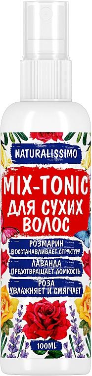 Микс-тоник для сухих волос - Naturalissimo Mix-Tonic