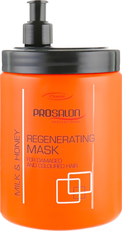 """Маска регенерирующая """"Молоко и Мед"""" - Prosalon Hair Care Mask"""