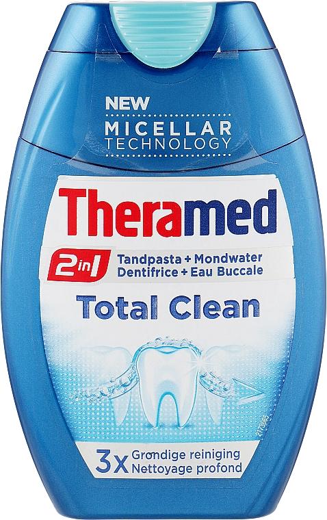 Зубная паста - Theramed Total Clean