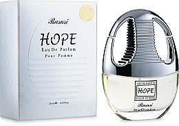 Духи, Парфюмерия, косметика Rasasi Hope Women - Парфюмированная вода