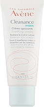 Духи, Парфюмерия, косметика Крем успокаивающий для проблемной кожи во время системного лечения акне - Avene Cleance Hydra Soothing Cream