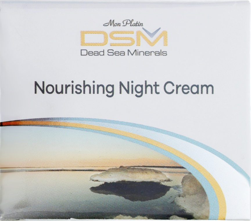 Питательный ночной крем - Mon Platin DSM Nourishing Cream