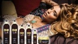 Восстанавливающее масло для волос - CHI Argan Oil Plus Moringa Oil — фото N2