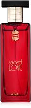 Духи, Парфюмерия, косметика Ajmal Sacred Love - Парфюмированная вода