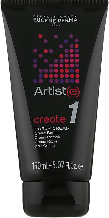 Гель контроль для фиксации вьющихся волос - Eugene Perma Artist(e) Boucle