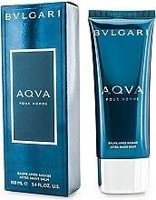 Парфумерія, косметика Bvlgari Aqva Pour Homme After Shave Balm - Бальзам після гоління