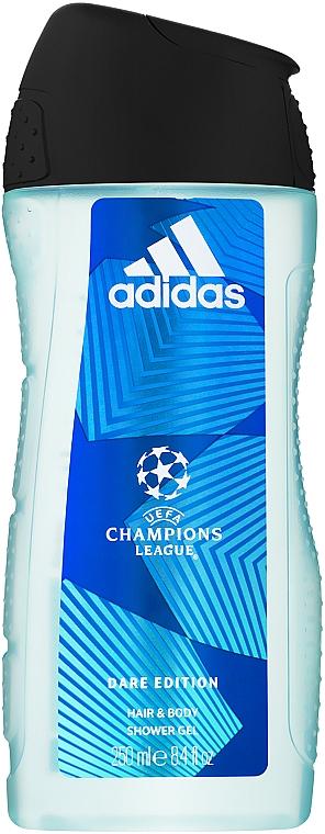 Adidas UEFA Champions League Dare Edition - Гель для душа