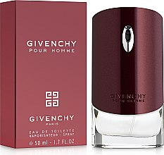 Духи, Парфюмерия, косметика Givenchy Pour Homme - Туалетная вода