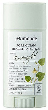 Стик для очистки пор - Mamonde Pore Clean Black Head Stick — фото N1