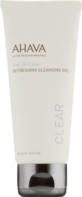 Очищающий гель для лица - Ahava Time to Clear Refreshing Cleansing Gel