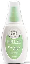 Духи, Парфюмерия, косметика Breeze Deo The Verde - Дезодорант-спрей для тела