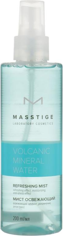 Освежающий мист для лица - Masstige Volcanic Mineral Water Refreshing Mist