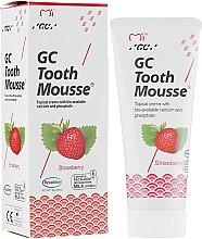 Духи, Парфюмерия, косметика Крем для зубов - GC Tooth Mousse Strawberry