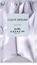 Духи, Парфюмерия, косметика Coach Coach Dreams - Парфюмированная вода (пробник)