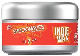 Духи, Парфюмерия, косметика Воск для укладки волос - Wella ShockWaves Indie Wax