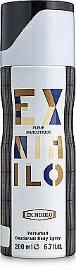 Ex Nihilo Fleur Narcotique - Парфюмированный дезодорант