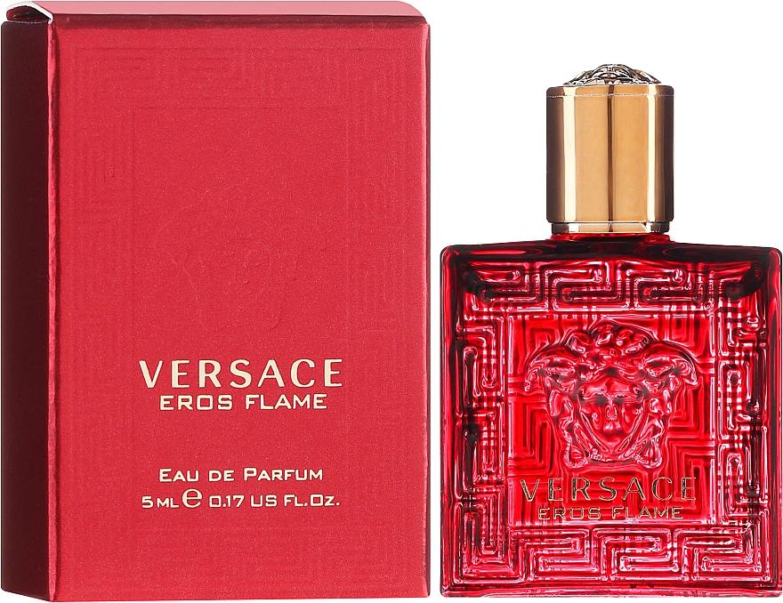 Versace Eros Flame - Парфюмированная вода (мини)