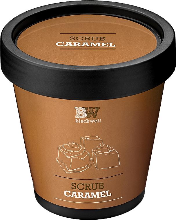 "Кофейный скраб для тела ""Карамель"" - Blackwell Scrub"
