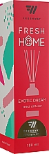 """Духи, Парфюмерия, косметика Аромадиффузор """"Экзотическая мечта"""" - Fresh Way Fresh Home Exotic Dream"""