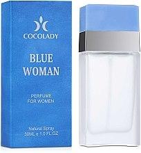 Духи, Парфюмерия, косметика Cocolady Blue Woman - Духи