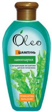 """Шампунь для волос """"Ламинария"""" - Oleo"""