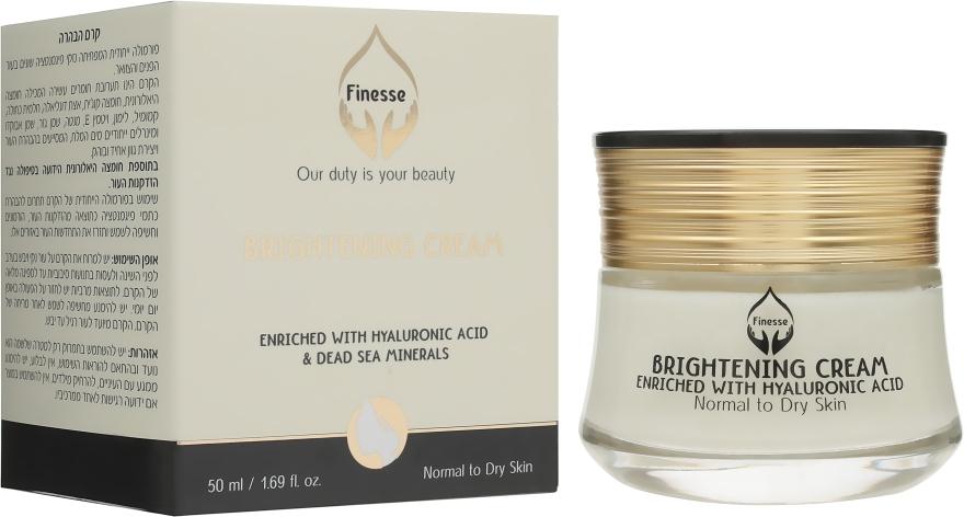 Осветляющий крем - Finesse Brightening Cream