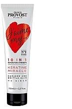 Духи, Парфюмерия, косметика Несмываемая маска 10-в-1 для восстановления и придания силы поврежденным волосам - Franck Provost Paris Jaime My Hair Mask