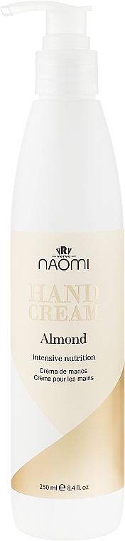 Крем для рук Almond - Naomi Hand Cream