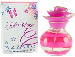 Духи, Парфюмерия, косметика Azzaro Jolie Rose - Туалетная вода