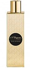 Духи, Парфюмерия, косметика Dupont Oud & Rose - Парфюмированная вода (тестер с крышечкой)